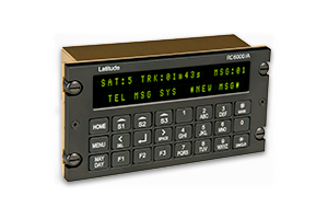 RC6000/A Control and Display Panel